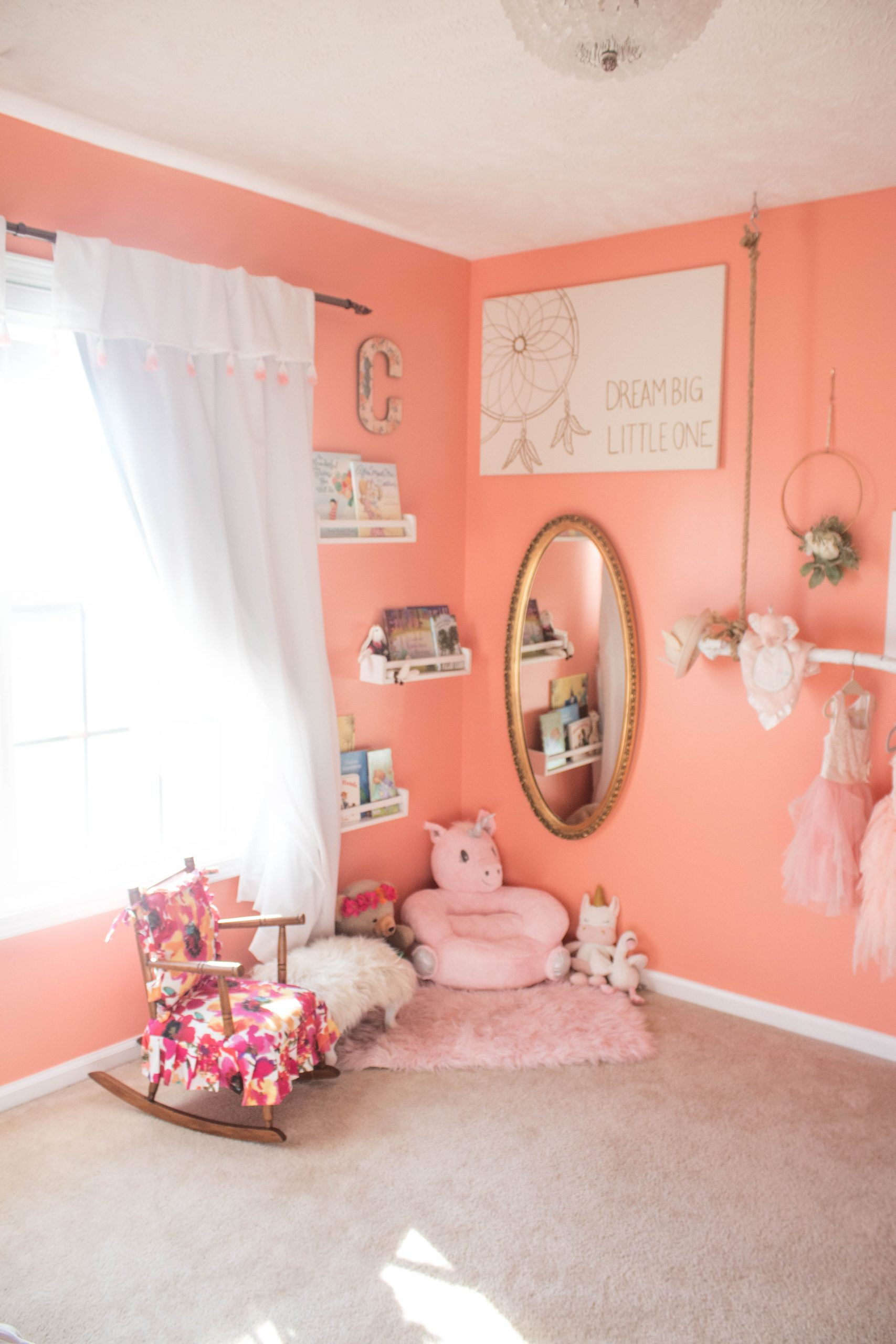 Whimsical Boho Chic Nursery