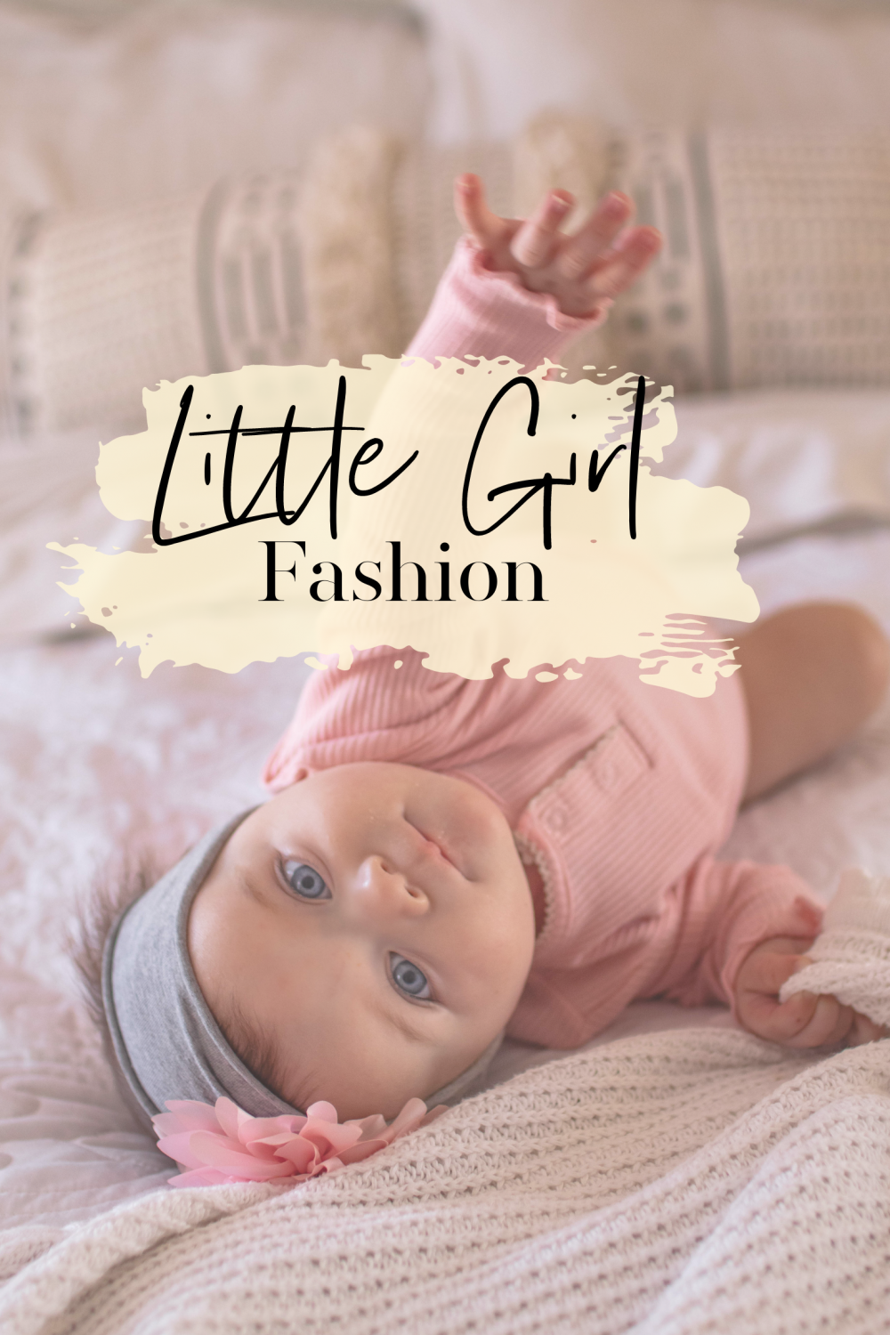 Baby Girl Fashion Slider
