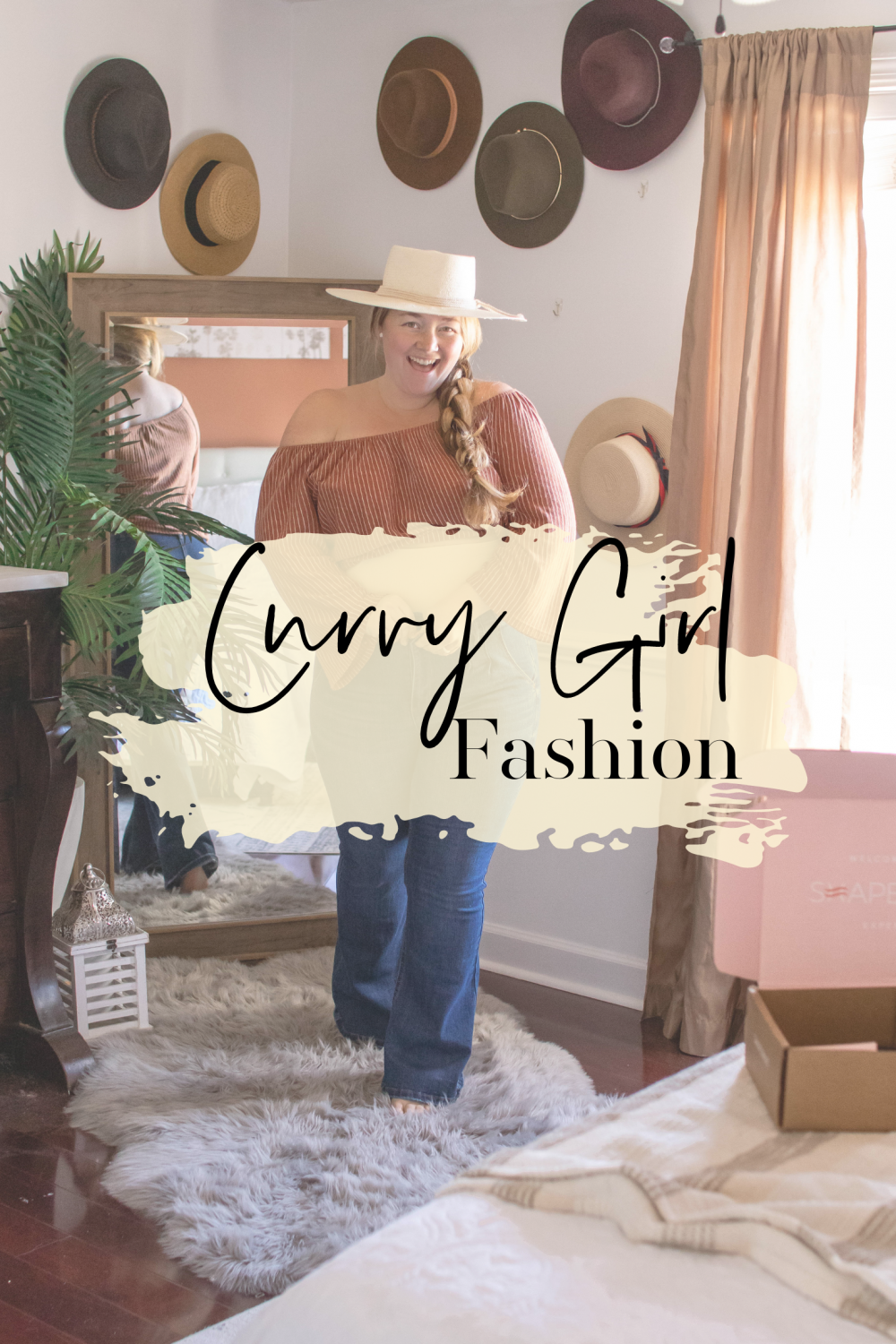 Curvy Girl Fashion Slider
