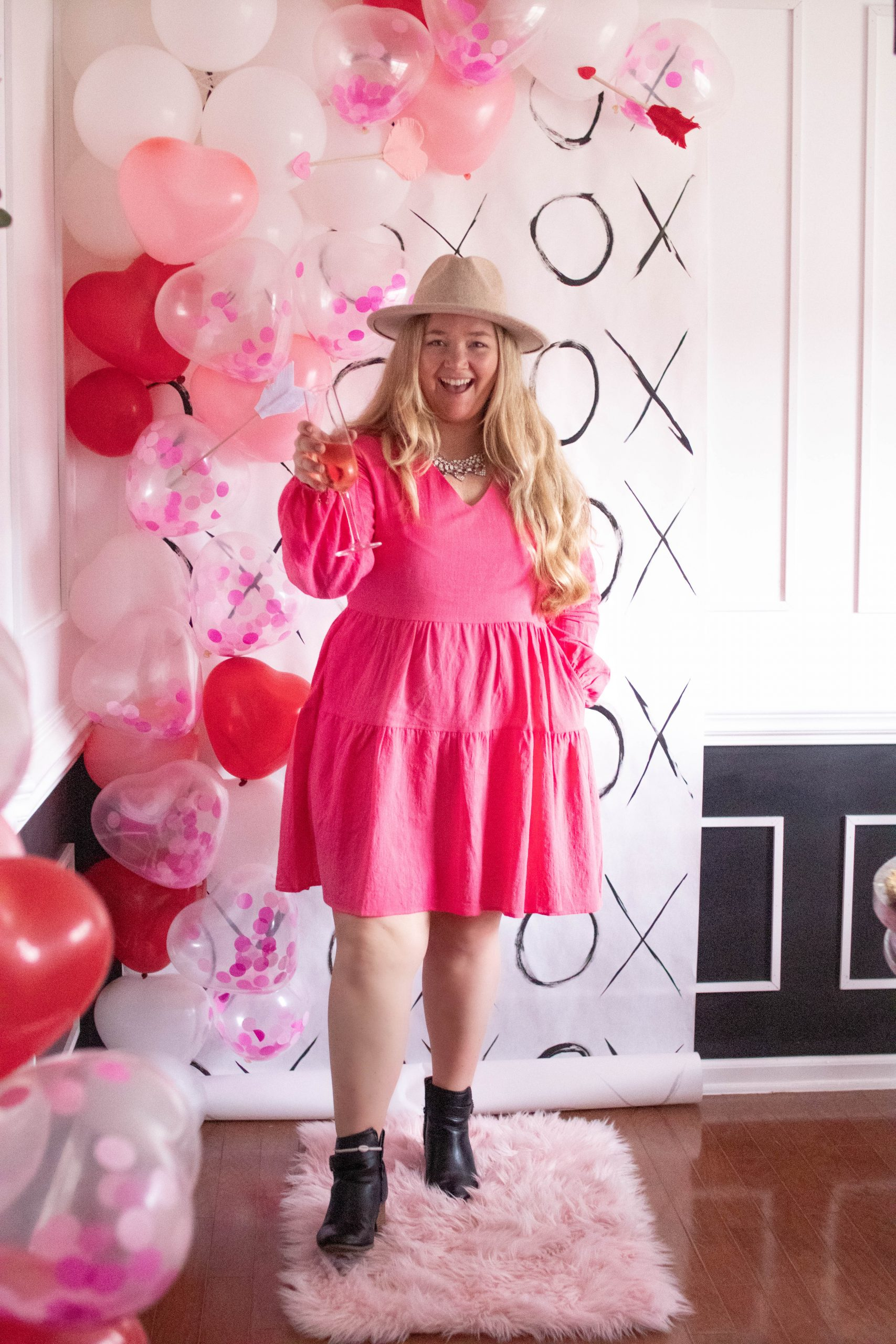 Nicki Odom Boho Diaries Valentine's Day