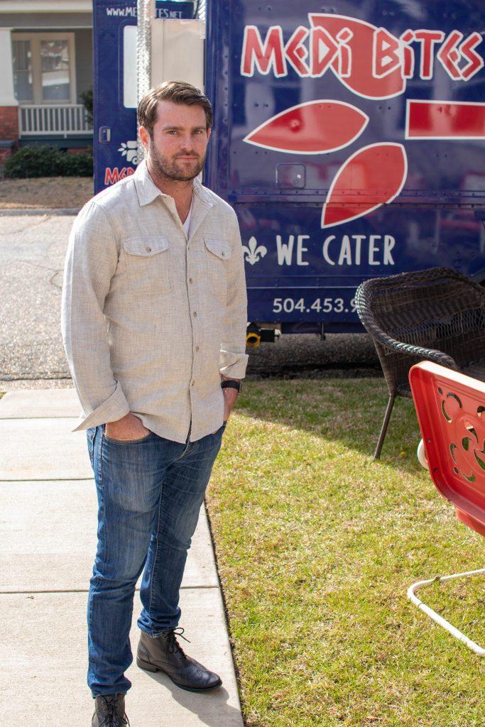 The Boho Diaries North Carolina Medi Bites Food Truck