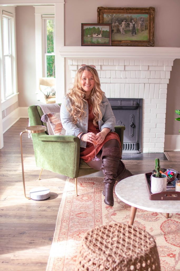 Nicki Odom Lifestyle Blogger The Boho Diaries