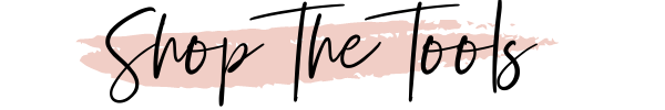 Nicki Odom Shop The Tools