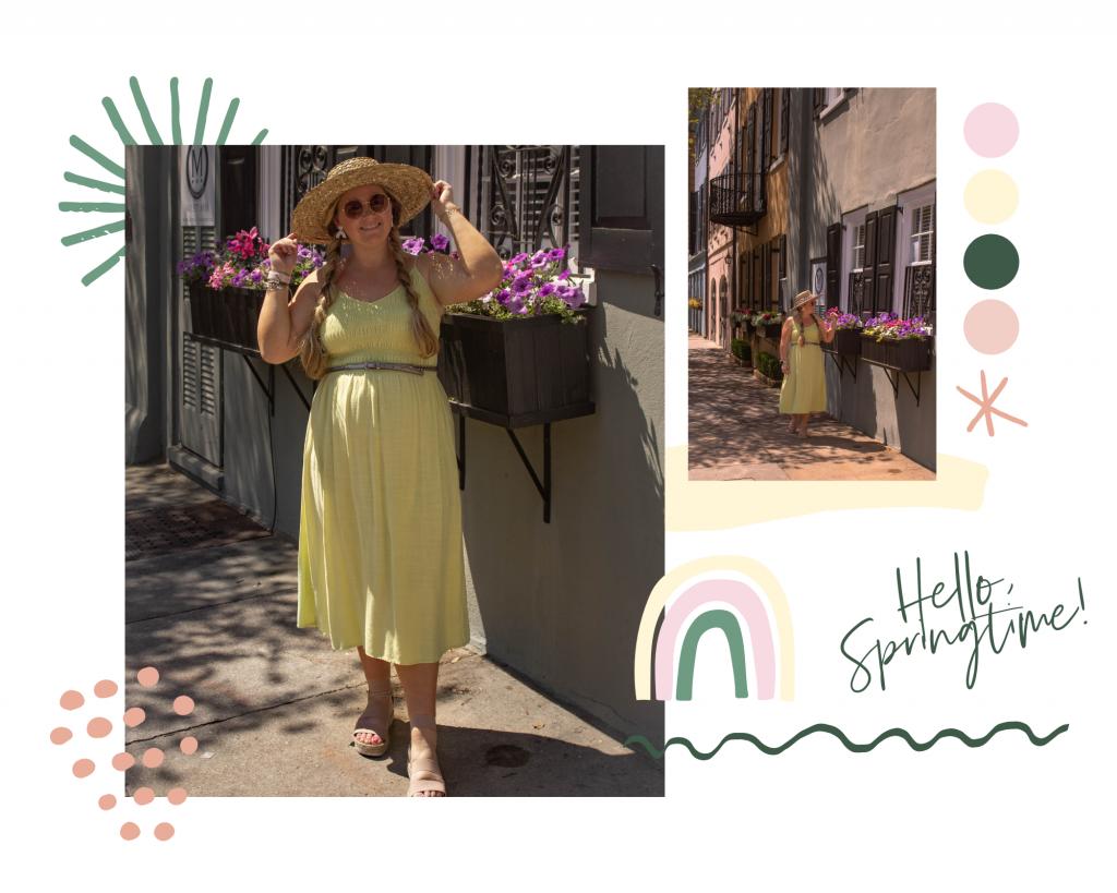Nicki Odom Curvy Girl Spring Fashion and Style