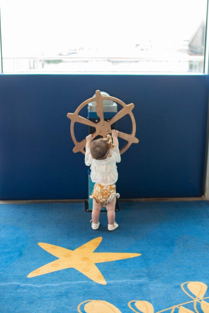 Traveling with Two under 2 South Carolina Aquarium The Boho Diaries