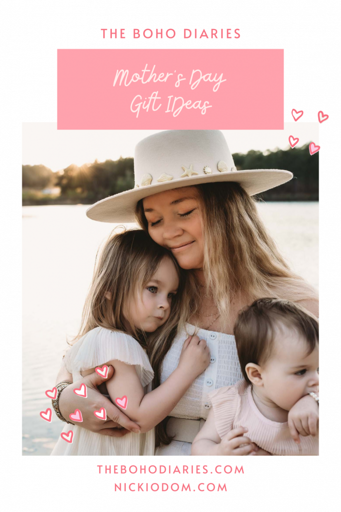 Nicki Odom Mother's Day Gift Ideas Pinterest Pin