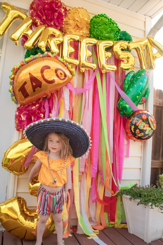 Three Esta Birthday Party
