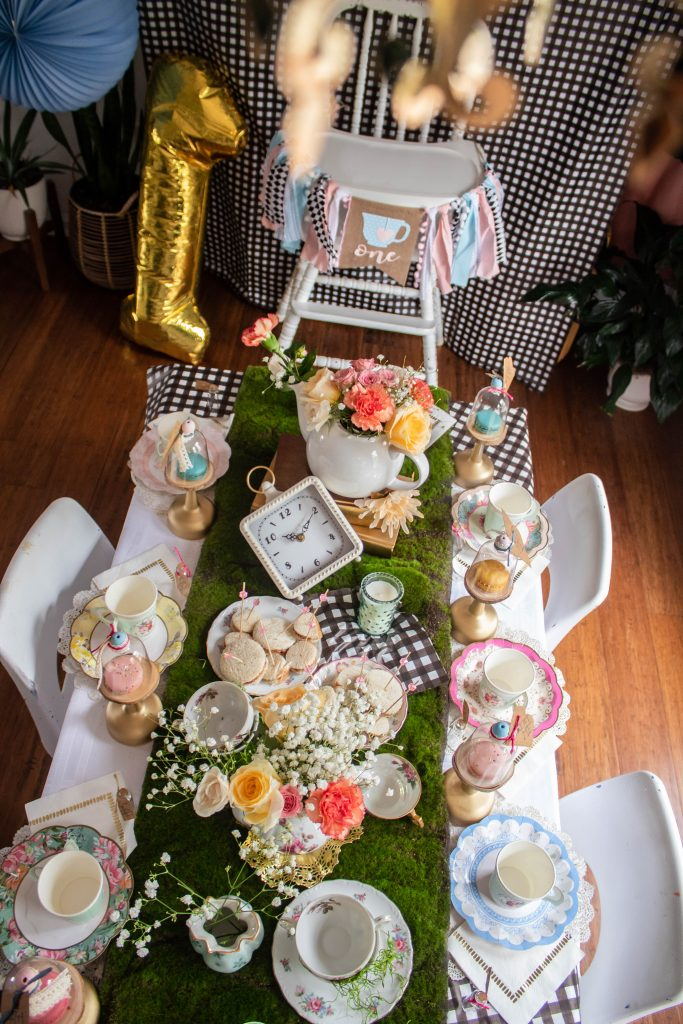 Onederland Birthday Party