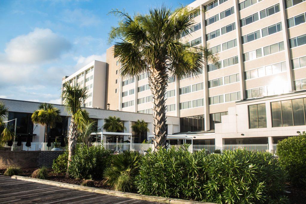 Nicki Odom at Hotel Ballast Wilmington NC
