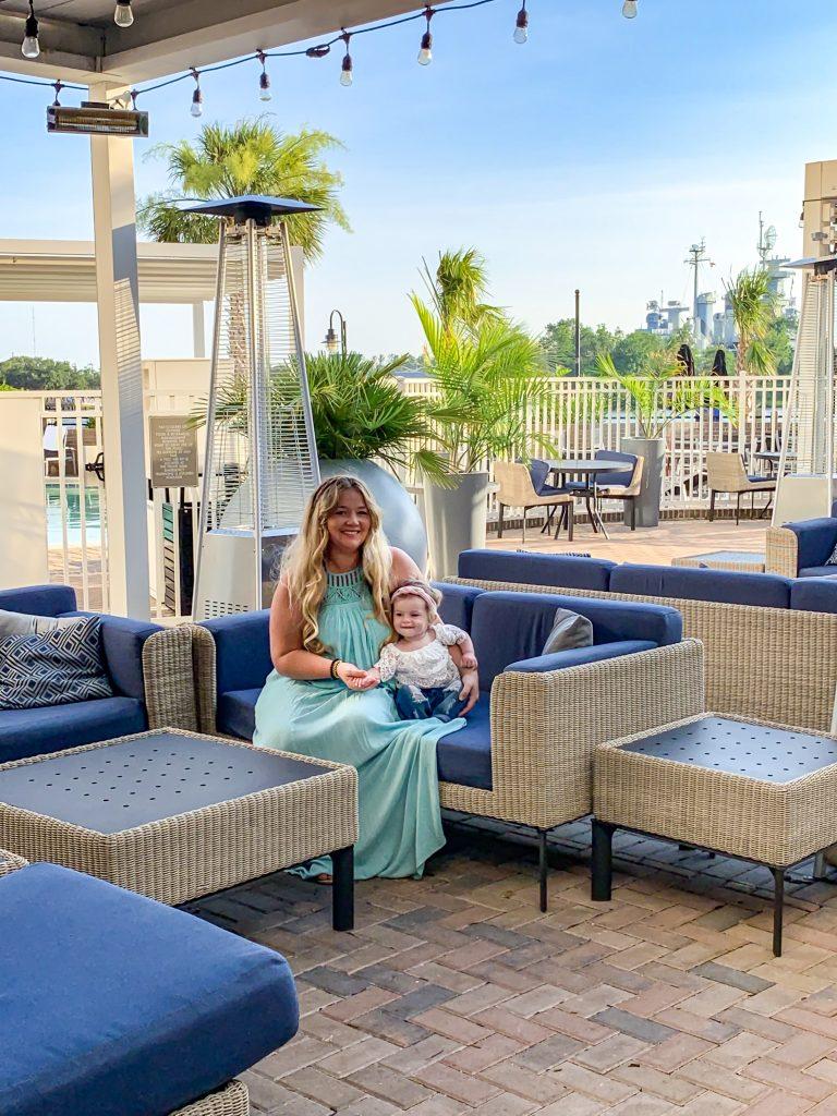 Nicki Odom The Boho Diaries Hotel Ballast Wilmington NC