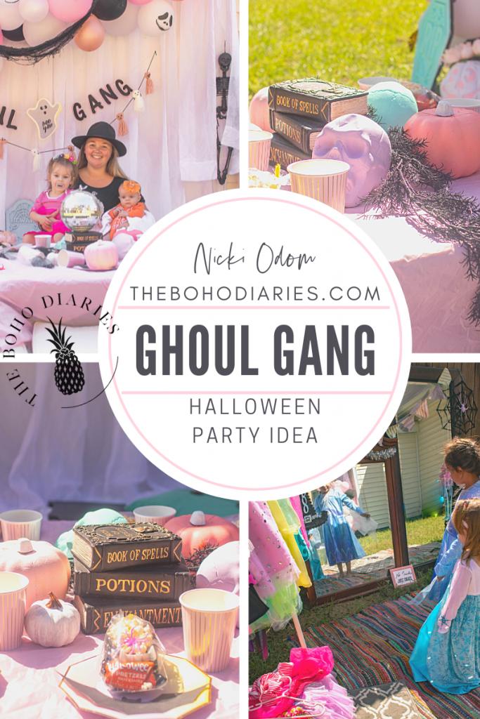 Ghoul Gang Halloween Blog and Inspiration