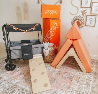 ✨G I V E A W A Y✨  🍑NUGGET PLAYTIME IS THE BEST TIME🍑  This one is for the toddlers! Keep your little ones busy with a ride in a @wonderfoldwagon, a @lilyandriver shopping spree, AND a @nuggetcomfort 👏🏼  Here's how to enter: 1. Like AND Save this post  2. Comment below and share your favorite activity to keep your toddler busy!  3. Head over to @themamas.haven for further instructions ——————————————————— Ends on 7/13/21 at 6:00 pm EST Winner announced 7/16/21.  Must be 18 years or older. Not affiliated with Instagram. Shipping charges may apply.  #playroom #playroomdecor #playroominspo #kidsroomdecor #kidsroominspiration #kidsplayroom #kidsplaytime #wagon #nuggetcomfort #lilyandriver #toddleractivity #babyactivities #babyshowergifts #discoverunder20k #raleighnc #wilmingtonnc #fayettevillenc #fortbraggnc #babythings #toddlerthings