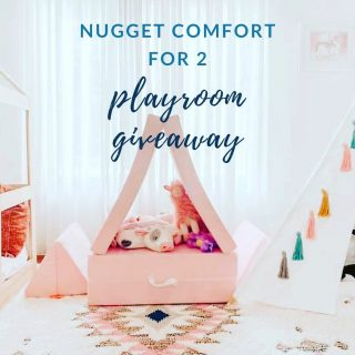 ✨G I V E A W A Y✨  I am giving away 2 NUGGET PLAY COUCHES, to 2 special families with some friends!! It's super easy to enter! _ 1. Like this post 2. Comment below and tell me your kids favorite game to play.  3. Head to @modernmomgiveaways to complete your entry.  . . CONTEST ENDS: THIS FRIDAY 6/25/21 🗓  Please Note: This contest is in no way sponsored, administered or endorsed by Instagram. Inc or any of the companies in the photo. By entering you are confirming you are at least 18 years of age, release Instagram of responsibility, and agree to Instagram's terms of use! No purchase necessary.