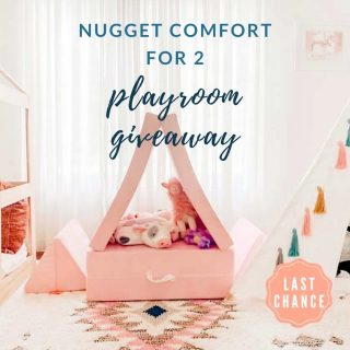 ✨G I V E A W A Y✨  —LAST CHANCE— I am giving away 2 NUGGET PLAY COUCHES, to 2 special families with some friends!! It's super easy to enter! _ 1. Like this post 2. Comment below and tell me your kids favorite game to play.  3. Head to @modernmomgiveaways to complete your entry.  . . CONTEST ENDS: THIS FRIDAY 6/25/21 🗓  Please Note: This contest is in no way sponsored, administered or endorsed by Instagram. Inc or any of the companies in the photo. By entering you are confirming you are at least 18 years of age, release Instagram of responsibility, and agree to Instagram's terms of use! No purchase necessary.  . . . .  #nugget #nuggetcomfort #playtime #letthemplay #letthembelittle #childhoodmemories #playathome #toddlerlife #montessori #targetmom #playset  #momlife #momhacks #raisingtinyhumans #toddlerplayideas #playroominspo #playroomdecor #nuggetmmg
